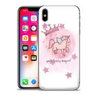 Adorable Cartoon Unicorn Horse Cute Phone Case Cover For iPhone Samsung LG SO133