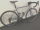 Canyon Ultimate CF SL 90 Di2 Medium bicycle  Matte Silver Blue