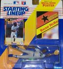 Kansas City Royals Brian McRae Action Figure - 1991 Starting Lineup Major