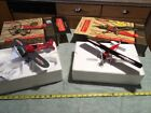 Lot Of 2 Ertl 30 Scale Diecast Ace Hardware Airplane Bank NIB Vintage Toy