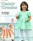 Dainty Dresses to crochet frilly patterns for baby girls 12 18 months LA2071 B