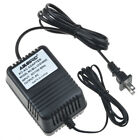 AC to AC Adapter for Stanton T55 USB T55 Belt Drive Turntable Black Power PSU