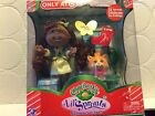 Cabbage Patch Kids Lil Sprouts Exclusive Holiday Edition with Pet Ethnicity