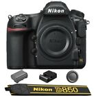 Nikon D850 Digital SLR Camera Body 457MP 4K FX format