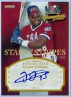 FRANK THOMAS 2013 USA BASEBALL STARS & STRIPES AUTO AUTOGRAPH JERSEY #25 200 SP
