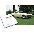 New 1965 C2 Corvette Assembly Instruction Manual - Reproduction