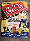 VINTAGE WALZER CO USA CHILDREN'S ANIMAL TRACERS