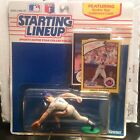1989 Kenner Starting Lineup Gregg Jefferies Figure NY Mets unopened FREE SHIPPIN