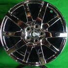 Jaguar S TYPE 2000 2003 17 Factory Chrome Wheel XR831007CB 59705 Single