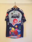 Vintage Mapei Colnago Classic Cycling Jersey By Sportful Large