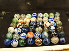 Vintage Box Ravenswood Buddy marbles 3 outstanding from  Robert Crush collection