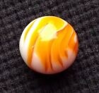 Vintage Marble 1 Alley Agate ???   Flame   5/8
