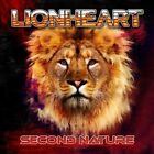 USED LIONHEART-SECOND NATURE-JAPAN CD BONUS TRACK F83 F/S