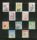JAPAN 10 DIFF FLOWERS OF 5 PREFECTURES OF JAPAN 2009 aCOMPLCOMMEMOFU 26