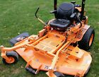 2013 72 Scag Turf Tiger DFI Zero Turn Rider Riding Commercial Lawn Mower 157 hr