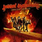 USED Kissin Dynamite Addicted To Metal Japan CD w/OBI TOCP-66957 2010 Rock F/S