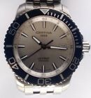 Certina DS First Diver Watch Brand New in Box 200m Silver dial