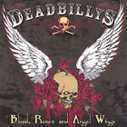 Blood, Roses and Angel Wings by Deadbillys (CD,2004,Sumbitch Records) New Signed