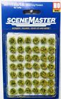 HO Scale Walthers SceneMaster 949-1113 Blooming Flowers 1/4