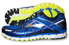 Brooks Adrenaline GTS 17 Mens Running Shoe Blue Night Life New Multiple Sizes