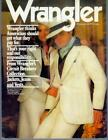 1977 Wrangler Circuit Breakers Jeans Jackets Vests Clothing Vintage Print Ad 70s