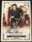 2013 GORDIE HOWE 6 10 AUTOGRAPH LEAF NATIONAL CONVENTION DETROIT RED WINGS HOF