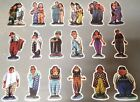 NEW 2x3 Vending Machine HOMIES Die Cut Stickers 18 selections of your choice