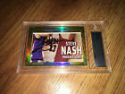 Steve Nash Rookie Cards and Autographed Memorabilia Guide 38