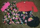 Baby girl dress sets sizes 6 to 9 months lot of 2