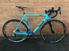 Paul Milnes X Wing Disc Carbon Cyclocross Bike Ultegra Di2 Fulcrum Racing 54cm