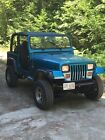 1992 Jeep Wrangler  jeep for $2300 dollars