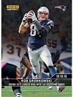 Rob Gronkowski True-1 of 1 2016 Panini Instant NFL Black Card #117 – In Stock