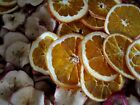 PRIMITIVE HOME DECOR - FRESHLY DRIED ORANGE/APPLE SLICES - BOWL/CANNING FILLERS