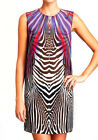 Gottex Zebra Swimuit Coverup Tank Dress Sz M New Multicolor $288