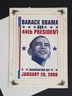 PAPER SALE 11 PRESIDENT OBAMA HOLIDAY GREETINGS CHRISTMAS CARD WITH ENVELOPE