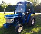 Ford 1710 Compact Smallholder Tractor Suit Kubota Massey or David Brown Operator