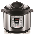 Instant Pot 6 in 1 Programmable Pressure Cooker 6 Quart 1000W V3 Instapot