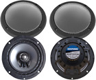 NEW HOGTUNES 362R RM 65 Replacement Front and Rear Speakers