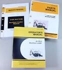 SERVICE MANUAL SET FOR JOHN DEERE 310A BACKHOE PARTS OPERATORS OWNER TECH R