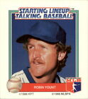 1988 Starting Lineup Brewers #20 Robin Yount