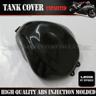 Unpainted Black Gas Fuel Tank Cover Fairing for Kawasaki ninja ZX10R 2004-2005