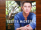 Scotty McCreery - Clear As Day cd SIGNED  by Scotty  American Idol Winner
