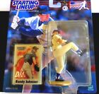 2000 Starting Lineup-RANDY JOHNSON-Collectable Figurine & Card