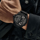 DIESEL DZ7396 Mr. Daddy 2.0 Black Dial Chronograph GMT Men's Watch