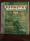 teaching textbooks geometry 20 Textbook Only