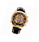 Lindberg&Sons - SK14H008 - wrist watch for men - skeleton - automatic movement -