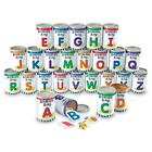 Learning Resources Alphabet Soup Sorters 209 Pieces