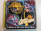 WORLD LYNX mixed by LARRY LYNX 1998 47 TRK CD ELECTRONIC HARD HOUSE RARE HTF OOP
