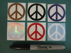 Peace Sign Sticker Pack Sacred Symbols Die Cut Stickers Vinyl Decals