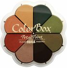 Clearsnap Colorbox Fluid Chalk Petal Point Option Inkpad Autumn Pastels 8 Per